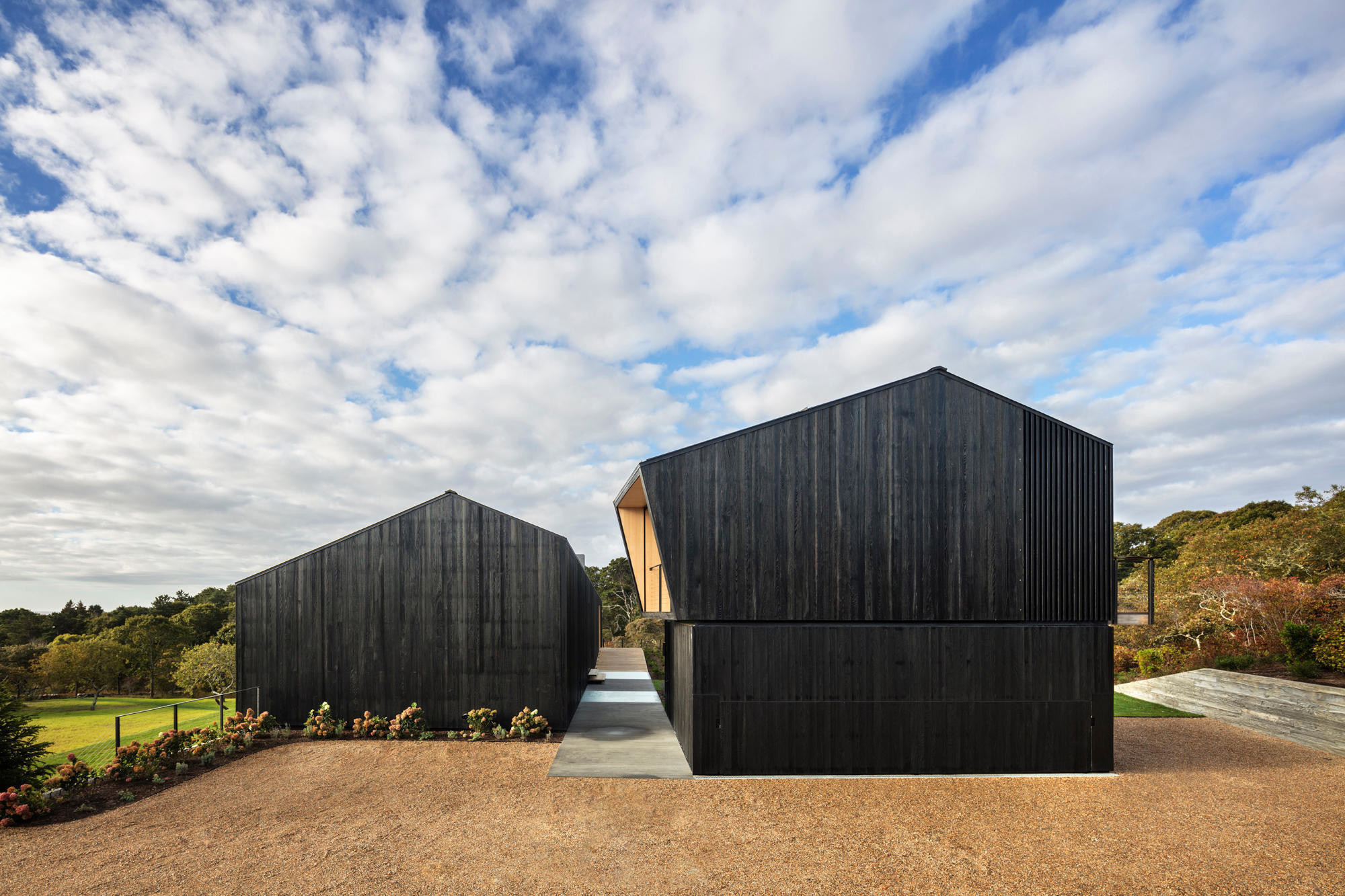 Projects » Selected » Chilmark House